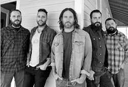 Chuck Ragan announces tour with The White Buffalo