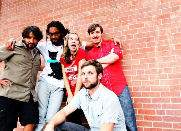 Flobots on US tour