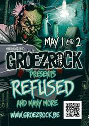 Shows: Groezrock finalizes line-up