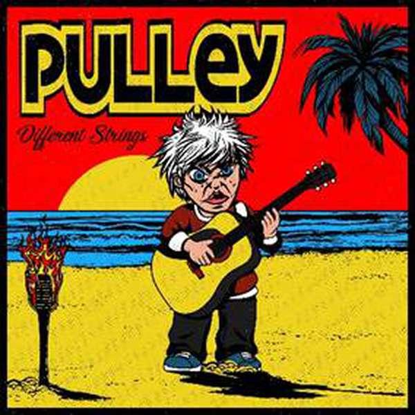 Pulley Announces Acoustic EP Different Strings