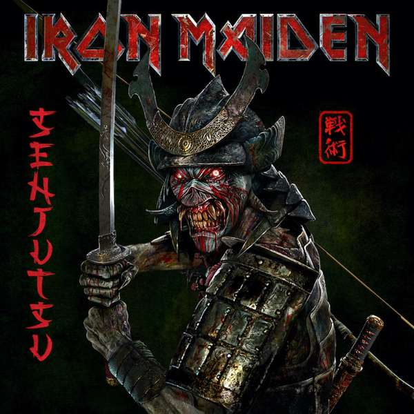 Iron Maiden sets release date