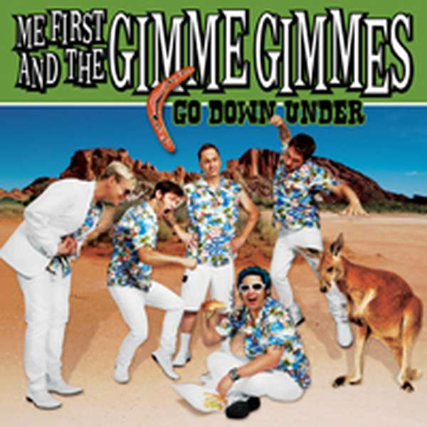 Me First and the Gimme Gimmes stream new EP