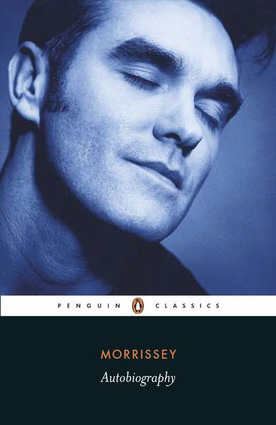 Morrissey sets release date for Autobiography