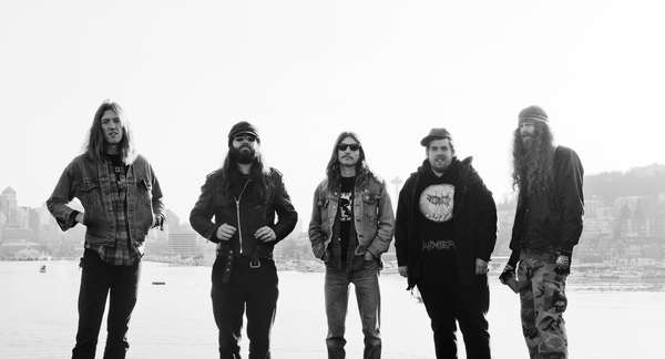 Black Breath, Decapitated, and Theories