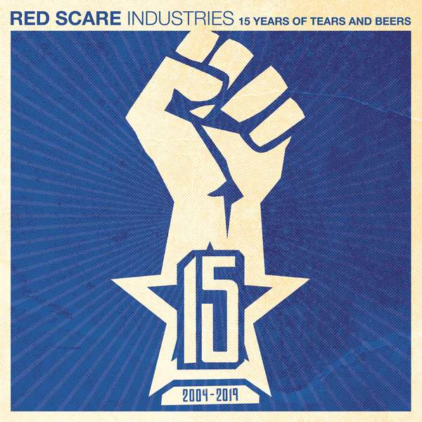Red Scare at age 15 (and a new comp)