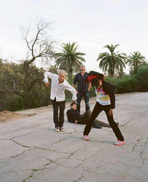 Red Hot Chili Peppers Release New Video