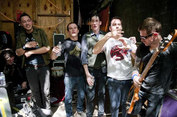 Riverboat Gamblers release a new single