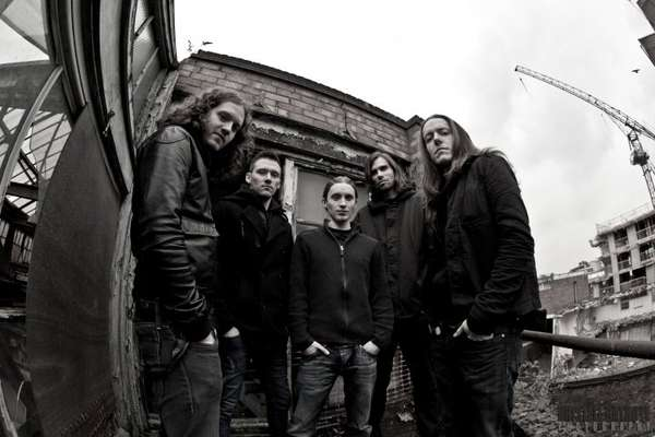 New Tesseract, live DVD in the works too