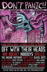 OWTH to headline Don't Panic Fest