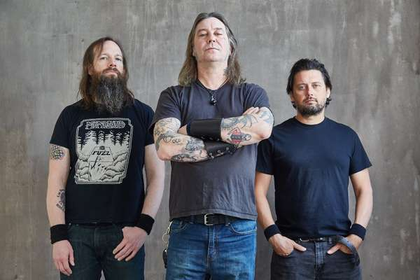 High on Fire withdraw from Speed of the Wizard tour