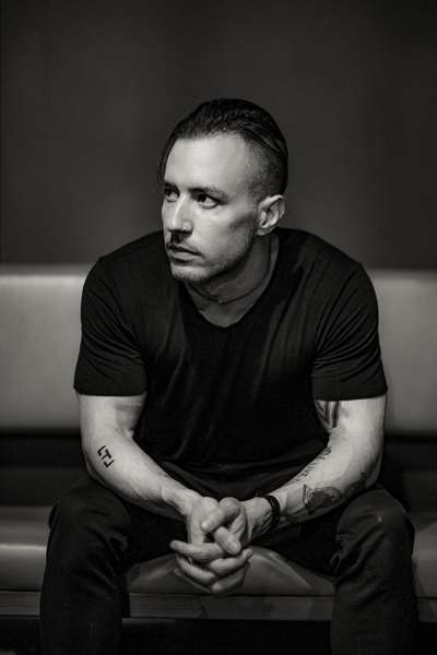 Greg Puciato to release poetry + photography book