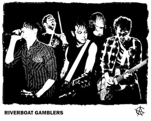 Riverboat Gamblers vs. Ramones vs. Motorhead