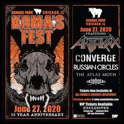 Shows: Kuma's Fest for 15th anniversary