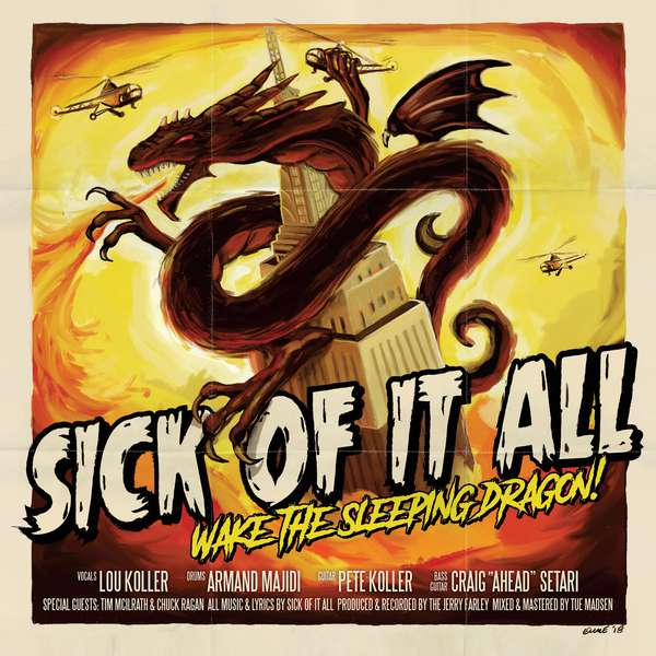 Sick Of It All is back