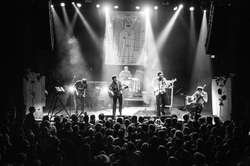 Records: AJJ return with Lost Works: 2012-2016