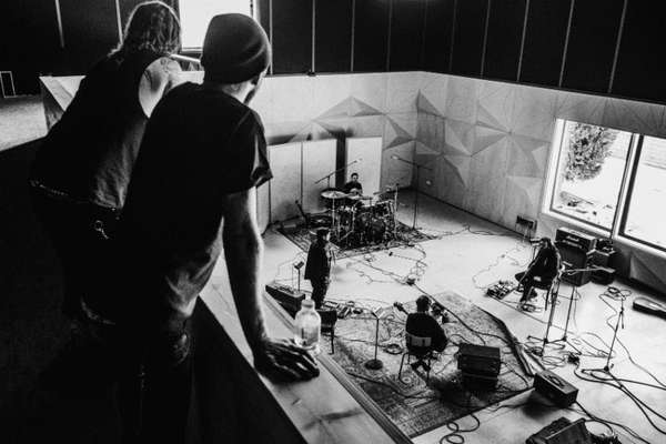 Amenra recording Mass VI