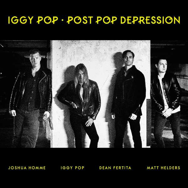 Iggy Pop & Josh Homme collaborate