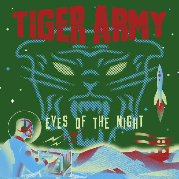 New Tiger Army announced