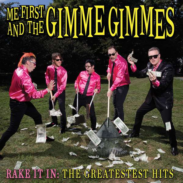 Me First and the Gimme Gimmes compilation