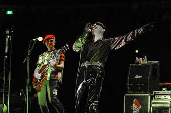 The Damned coming to USA