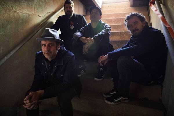 The Bouncing Souls are Stoked For The Summer (and more)
