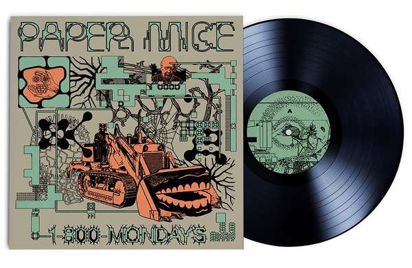 Paper Mice's 1-800-MONDAYS