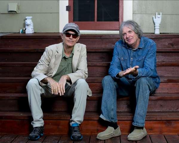 Jad Fair & Kramer record