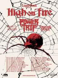 Tours: High on Fire tour news