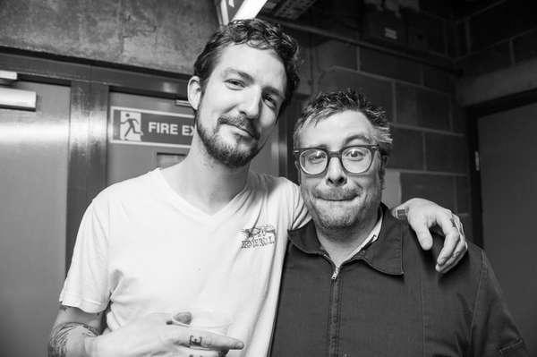 Frank Turner and Jon Snodgrass are Still Buddies