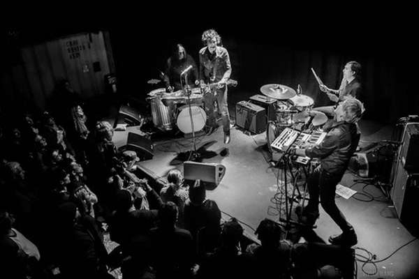 Jon Spencer & the HITmakers! Midwestern tour dates