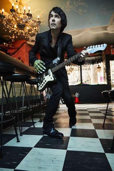 Jon Spencer & The Hitmakers tour