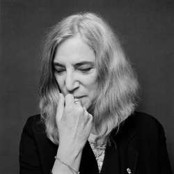 Live reading from Patti Smith
