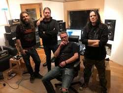 MARTYRDÖD are in the studio now