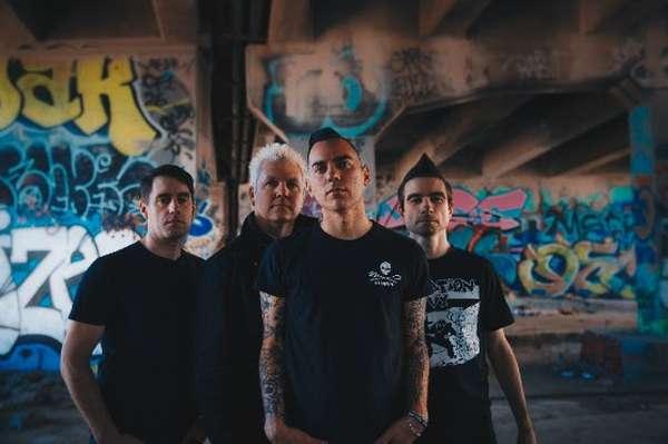 Anti-Flag rolls across North America