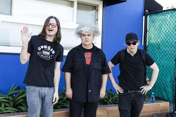 NYE Melvins TV