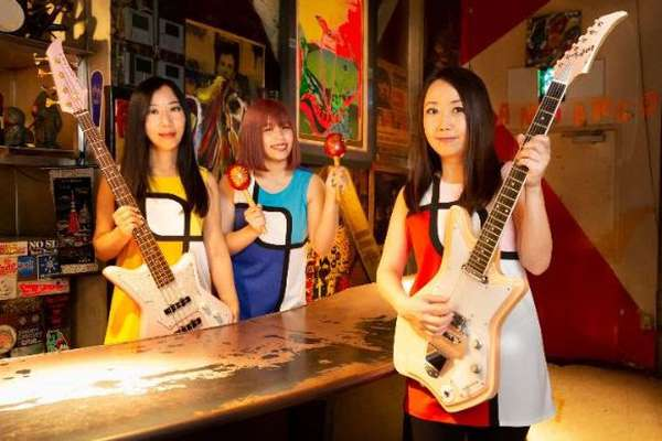 Shonen Knife back in the US this fall, new video now