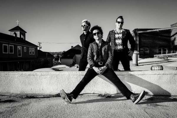 """Green Day's """"Back in the USA"""" from greatest hits album"""