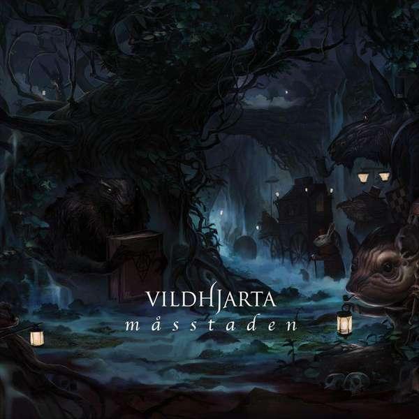 Vildhjarta release cover, tracklisting for debut album