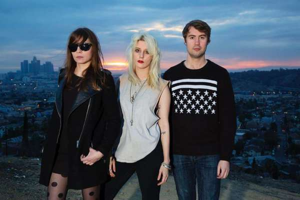 White Lung tours with Refused, The Obliterations