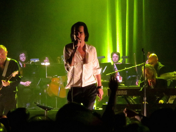 Nick Cave and the Bad Seeds @ Beacon Theatre, New York, 03/28/2013